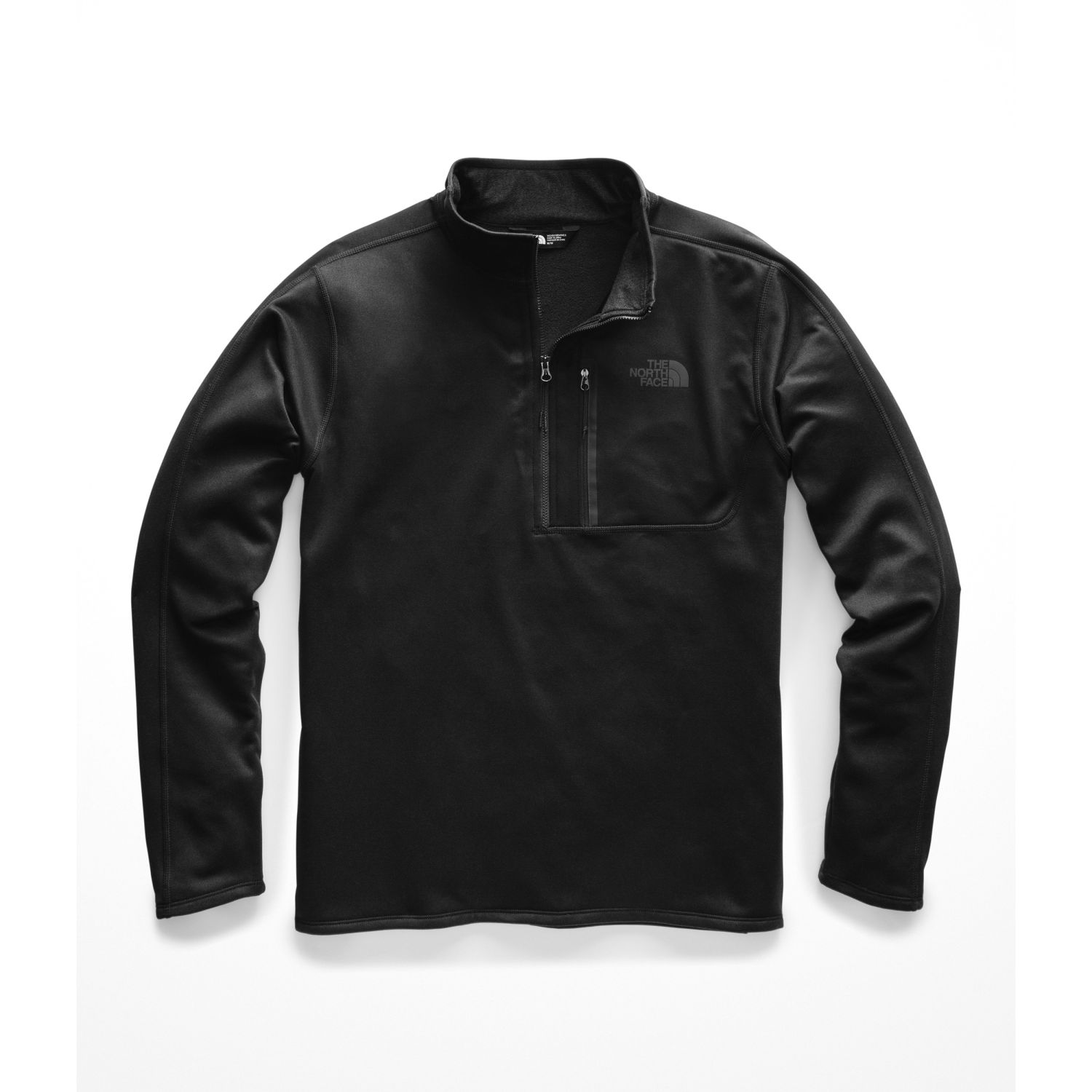 The North Face M CANYONLANDS 1/2 ZIP Negro Pullovers