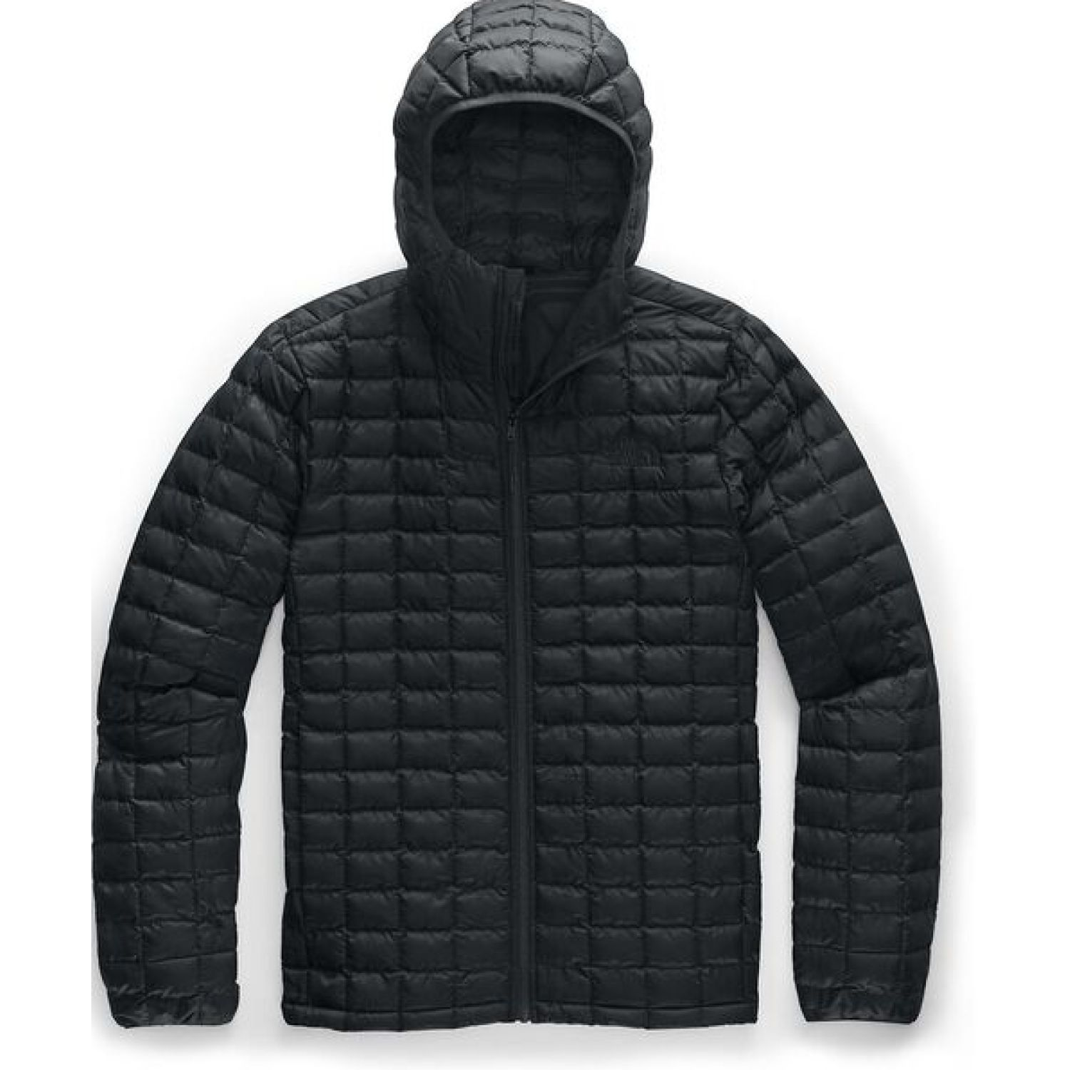 The North Face M THERMOBALL ECO HOODIE Negro Impermeables y chaquetas