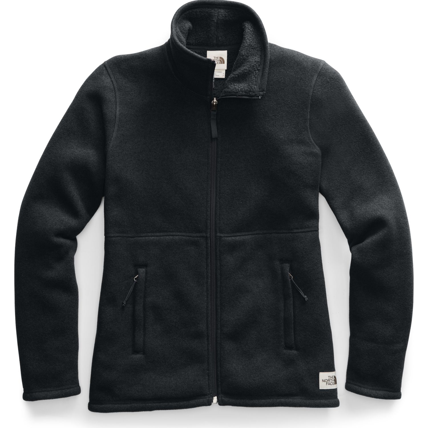 The North Face w crescent full-zip Negro Pullovers