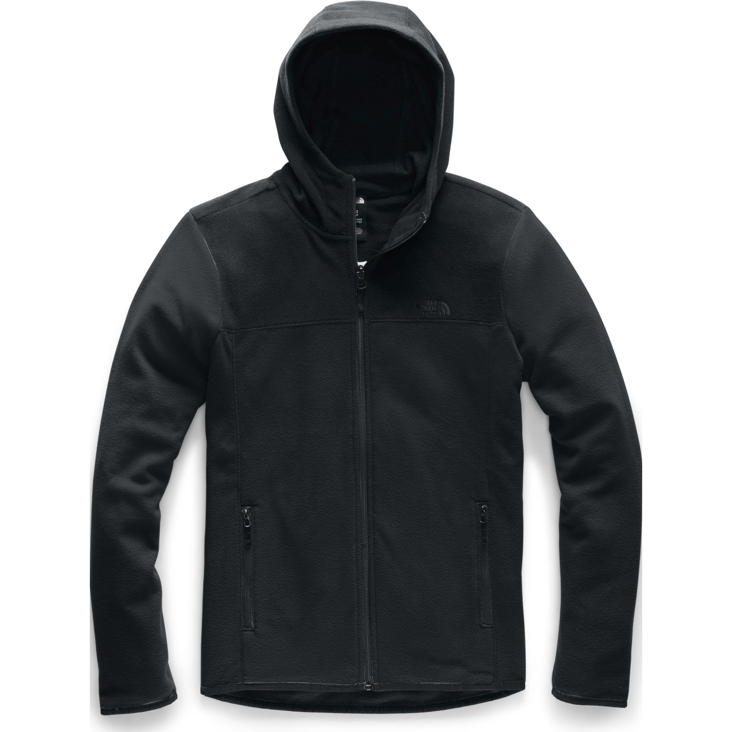 The North Face w tka glacier full zip hoodie Negro Pullovers