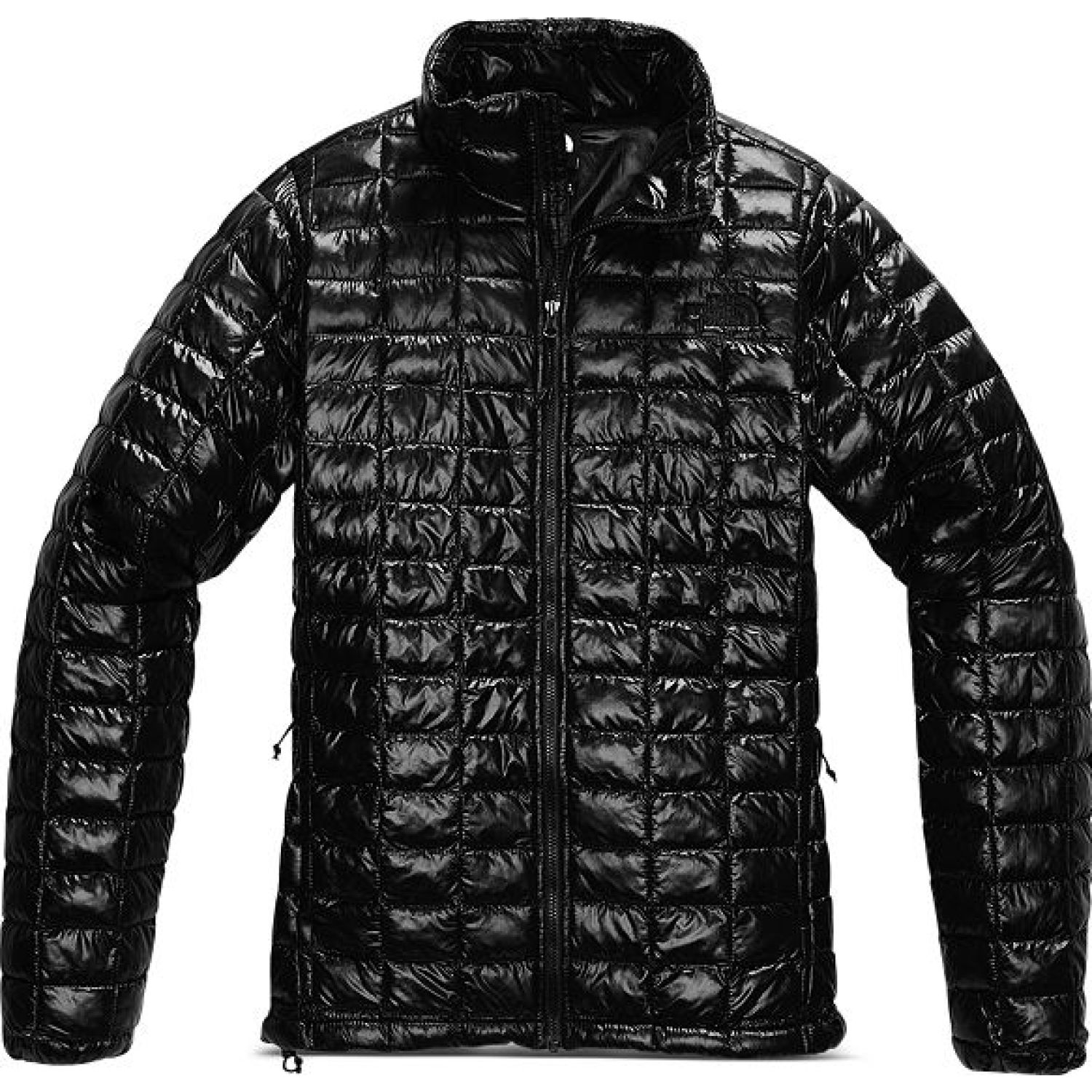The North Face W THERMOBALL ECO JACKET Negro Impermeables y chaquetas