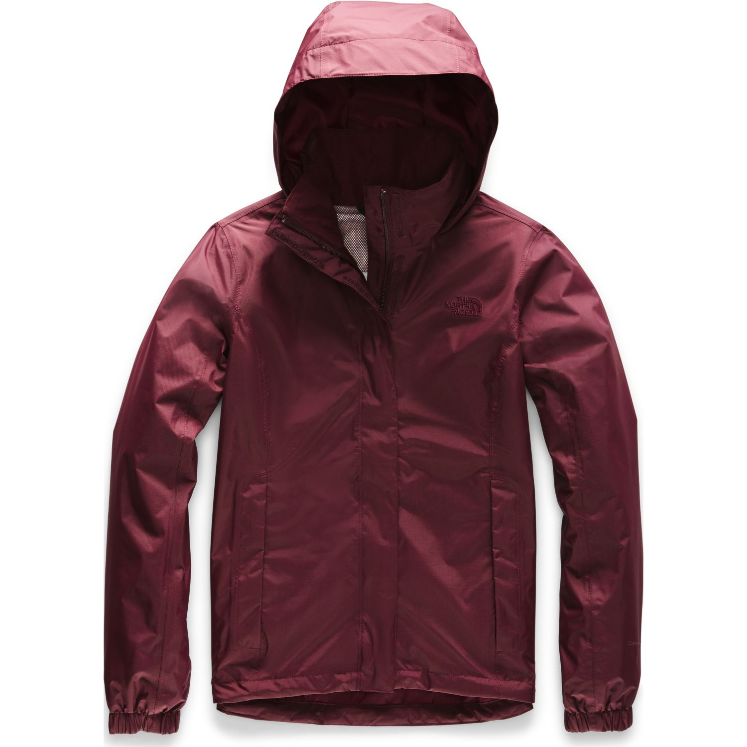 The North Face w resolve 2 jacket Vino Impermeables y chaquetas