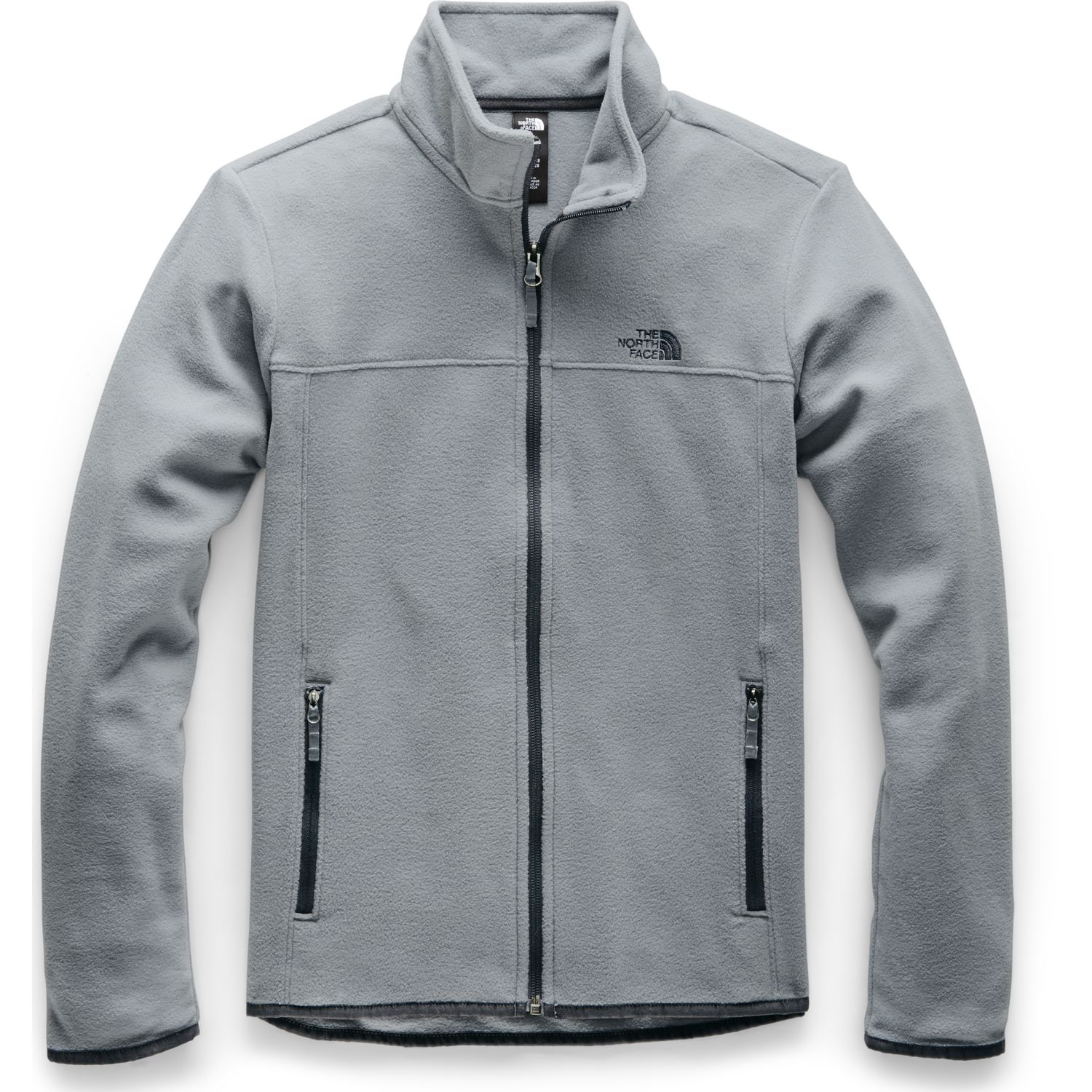 The North Face w tka glacier full zip jacket Gris Pullovers