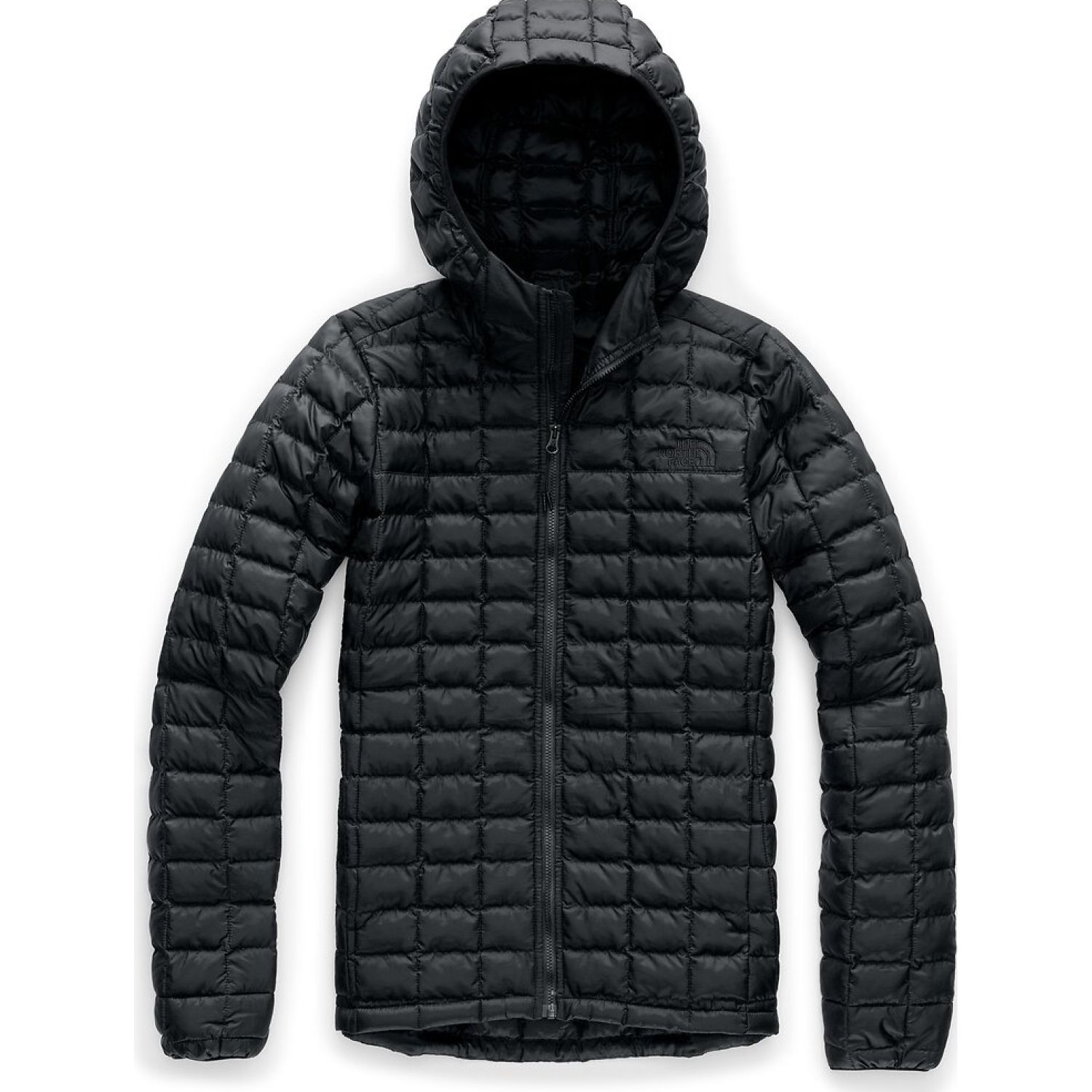 The North Face W Thermoball Eco Hoodie Negro Impermeables y chaquetas