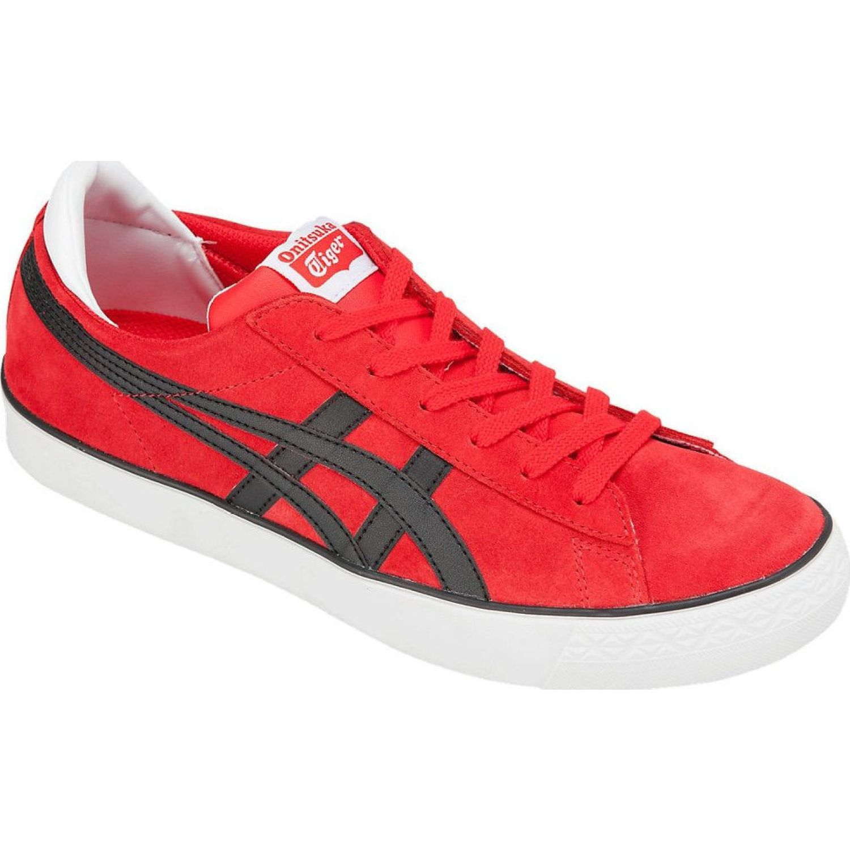 Asics Fabre Bl S Rojo / negro Walking