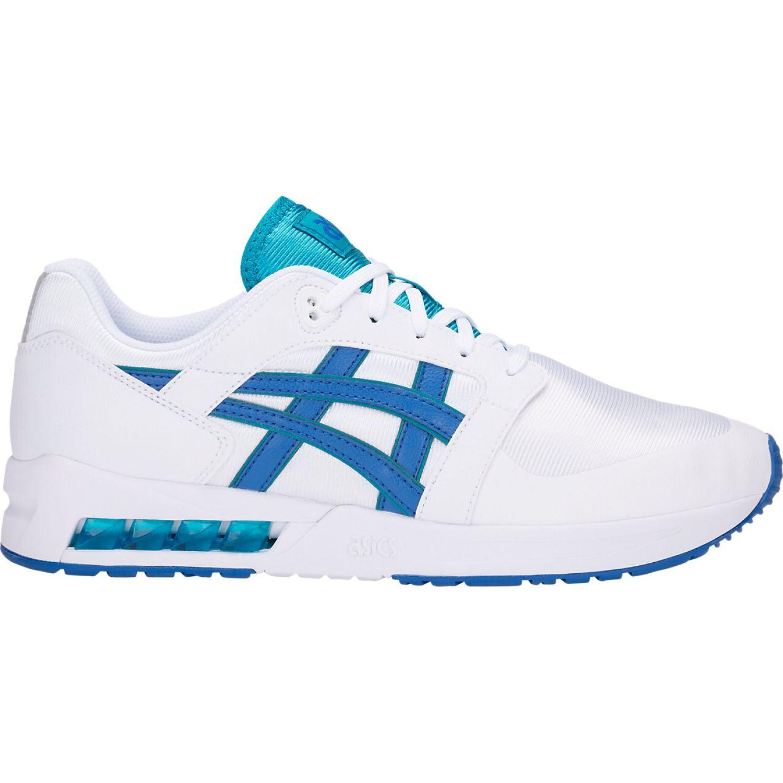 Asics gelsaga sou Blanco / azul Walking