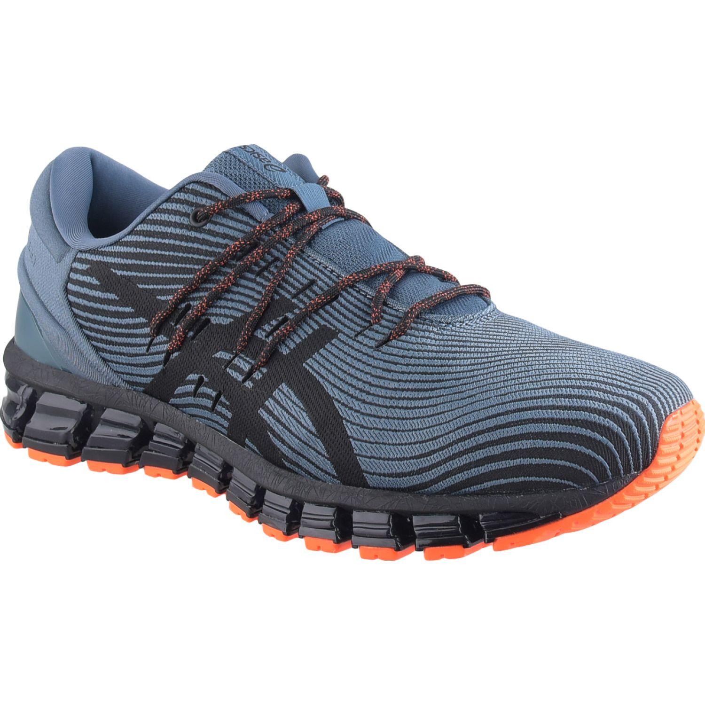 Asics gel-quantum 360 4 Gris / negro Running en pista