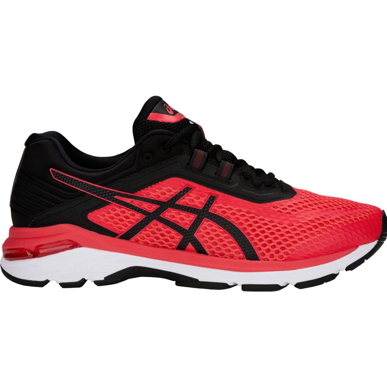 Asics gt-2000 6 Rojo / negro Running en pista