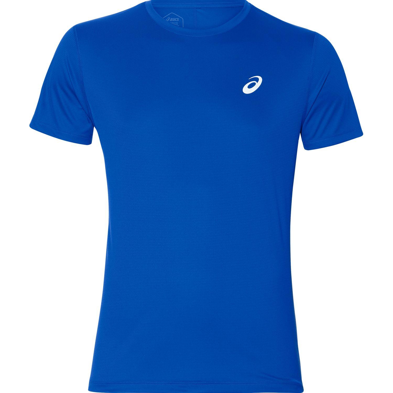 Asics Silver Ss Top Illusion Blue Azul Camisetas y polos deportivos