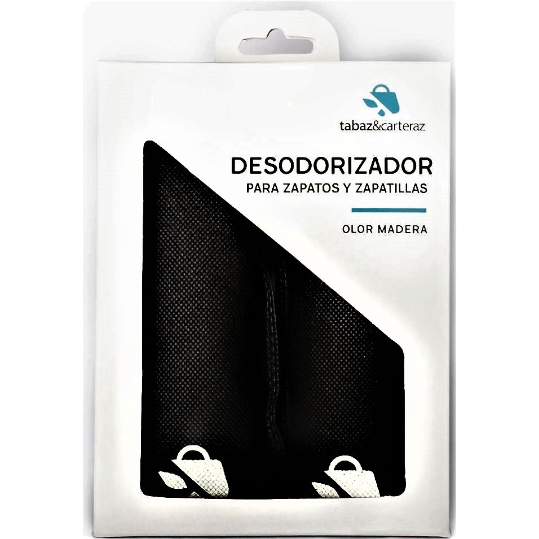 TABAZ&CARTERAZ Desodorizadores Negro Secadores de Calzados