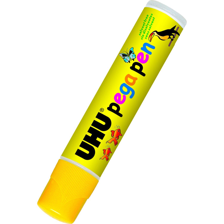 Uhu Uhu Pega Pen X 50ml Transparente Pegamento en barra y lápices