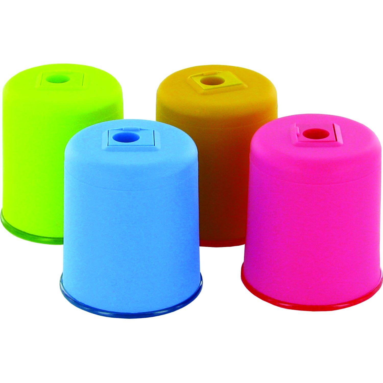 Kum Tajador Kum Simple De Plástico Con Depósito Pop Varios Tajadores