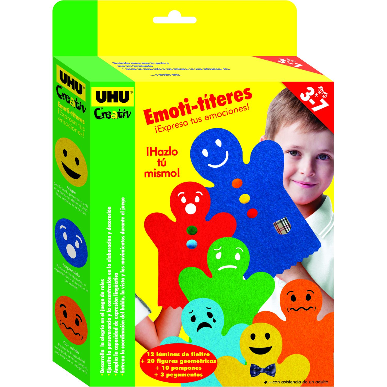 Uhu Emoti-Títeres Varios Habilidades básicas