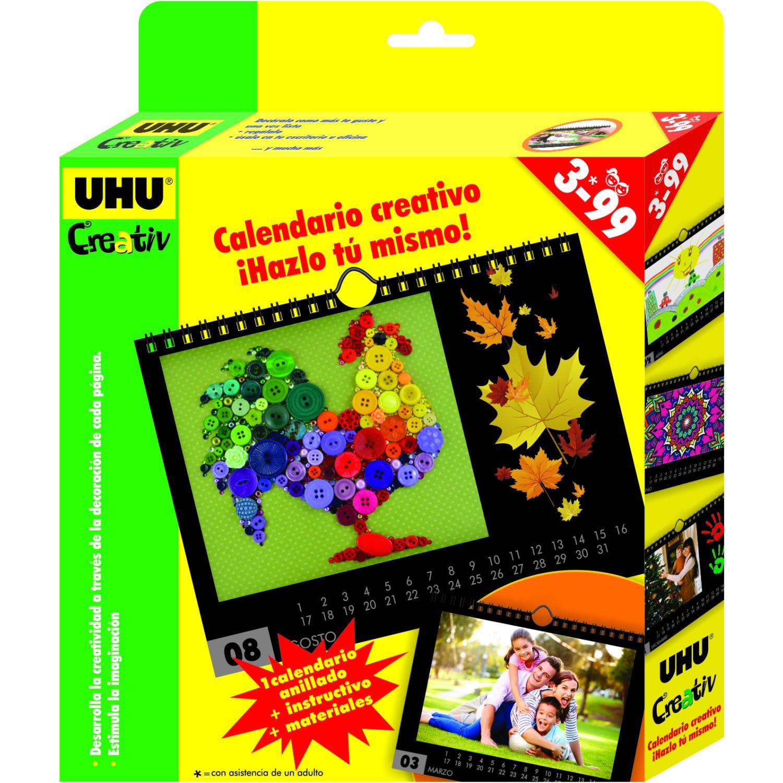 Uhu Calendario Creativo Varios Calendarios