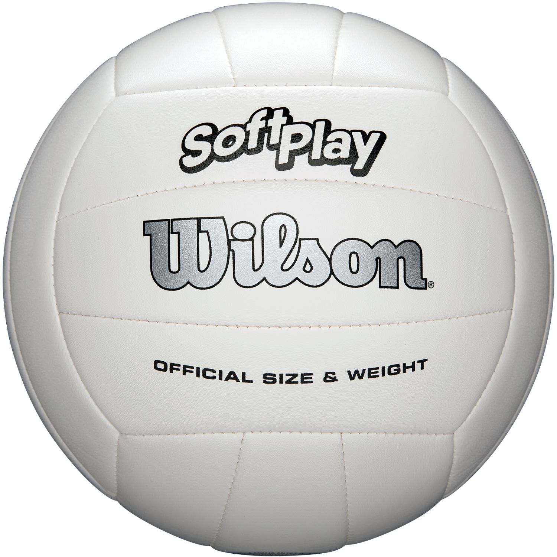 Wilson soft play Blanco pelotas de voleibol al aire libre