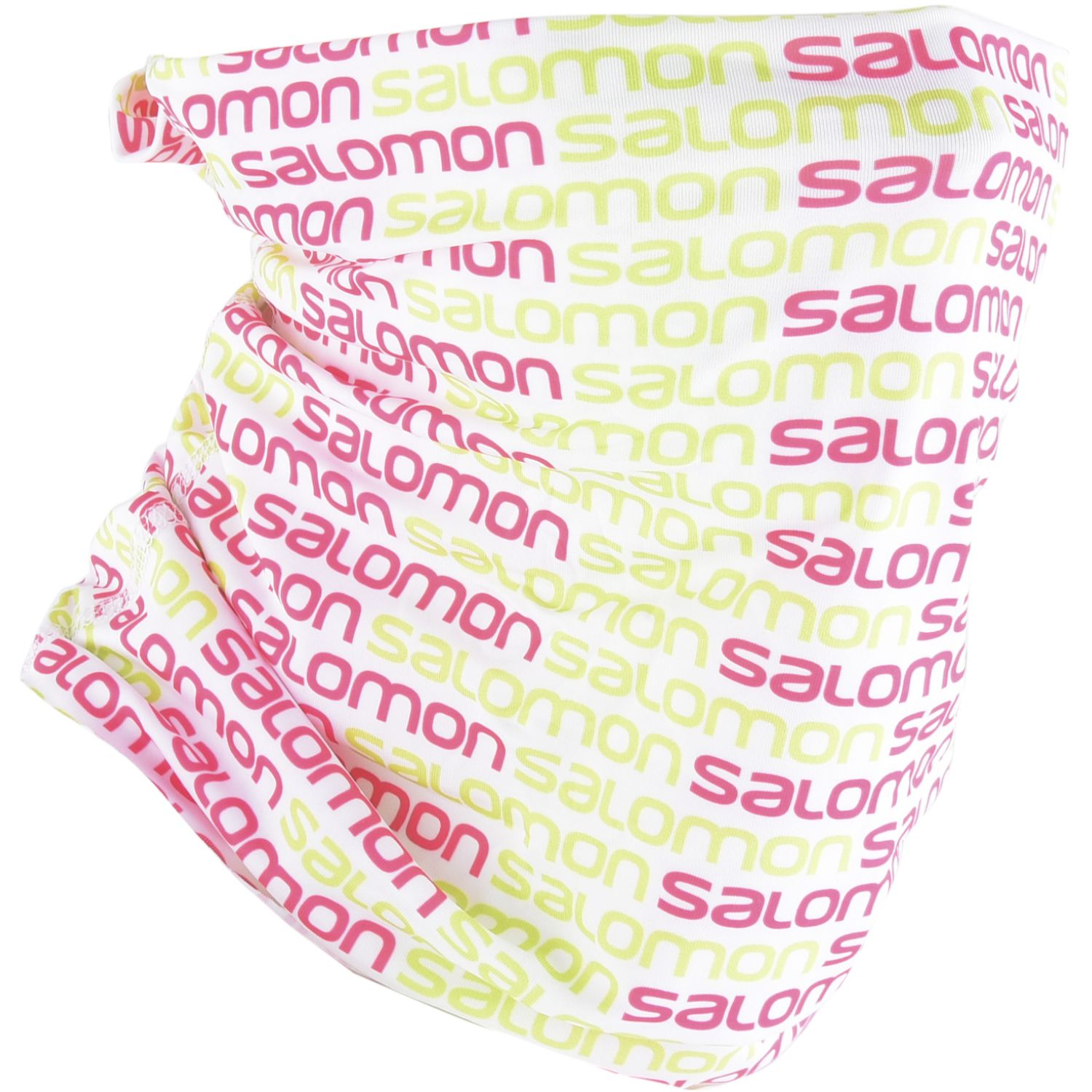 Salomon necktube / salomon Rosado Gaiters de Cuello o Calienta Cuellos