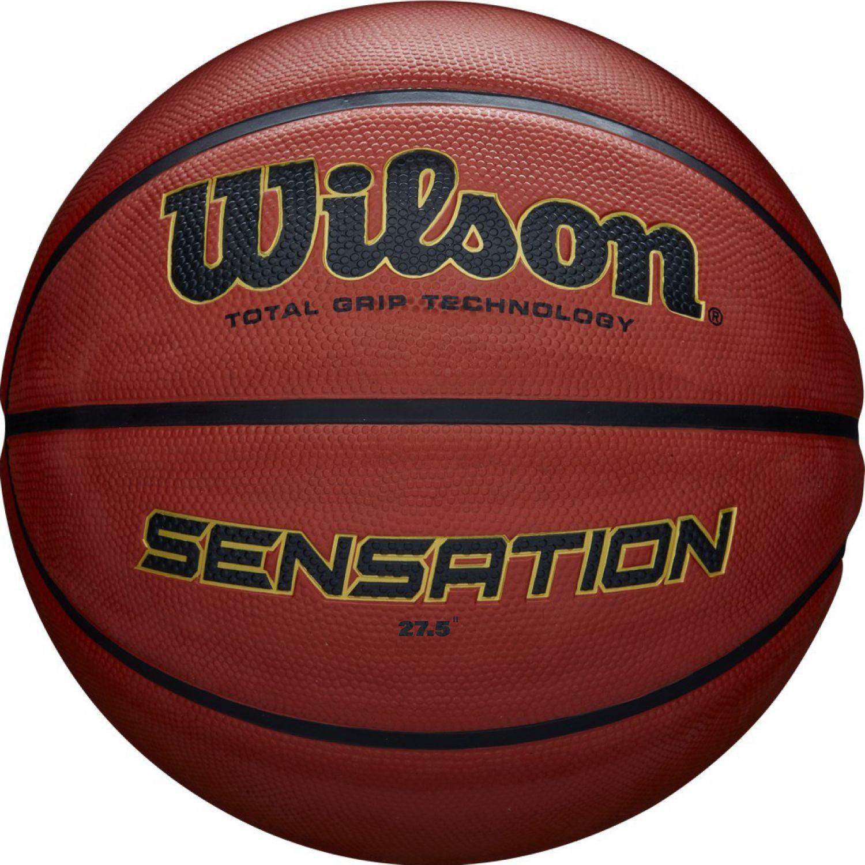 Wilson sensation sr 275 Anaranjado pelotas de baloncesto