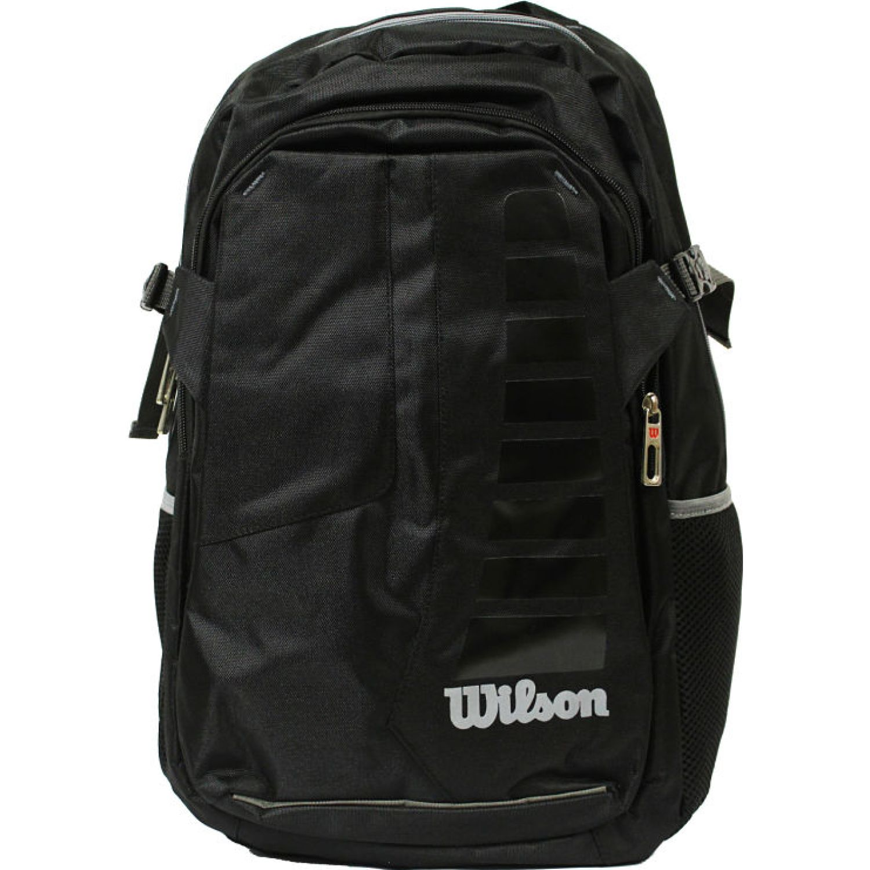 Wilson mochila clasica Negro Mochilas Multipropósitos