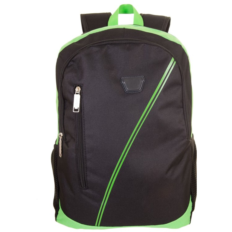 Wilson mochila clasica Negro / verde Mochilas Multipropósitos