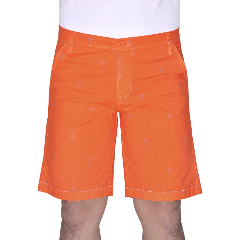 COTTONS JEANS Palmer Naranja Shorts