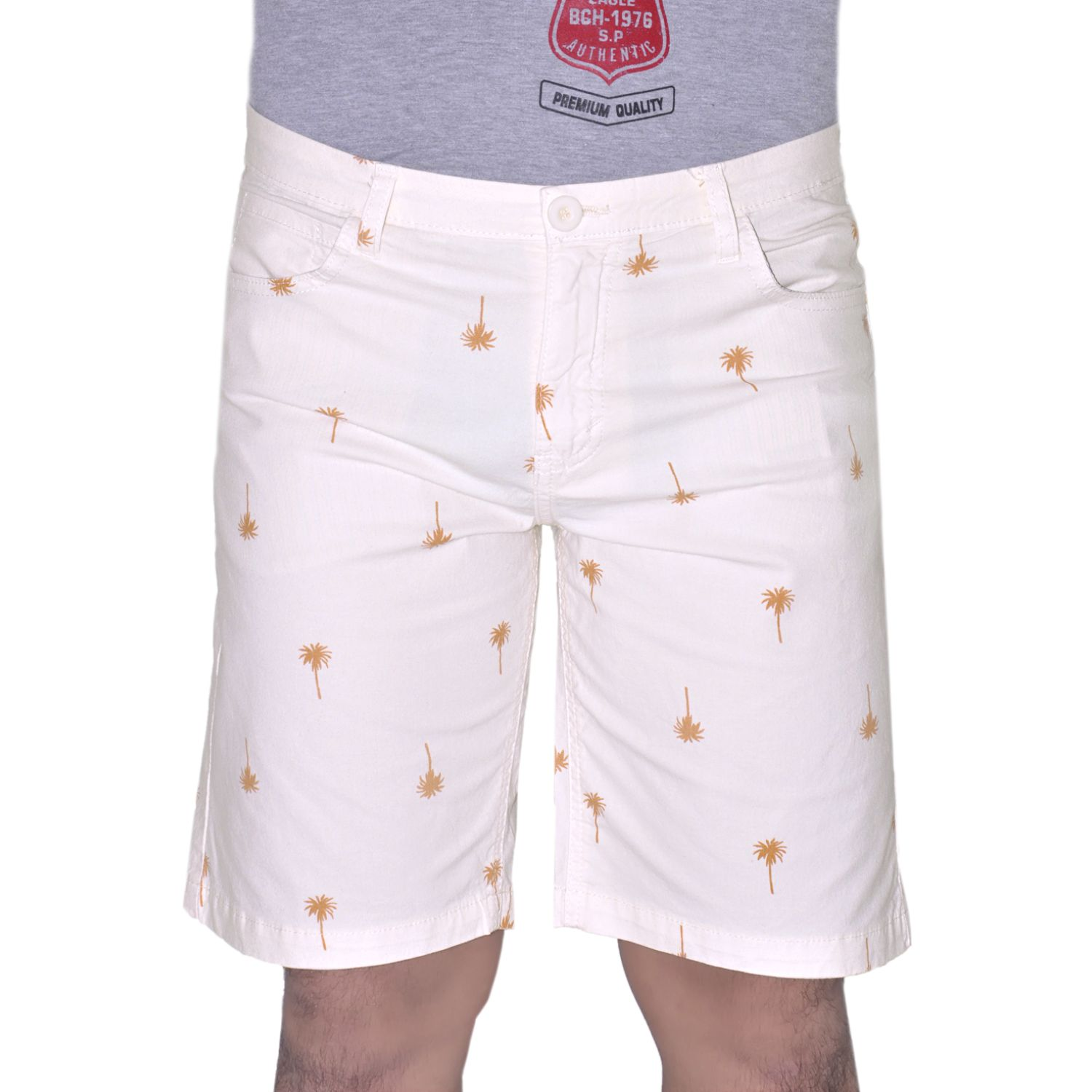 COTTONS JEANS Victorino Hueso Shorts