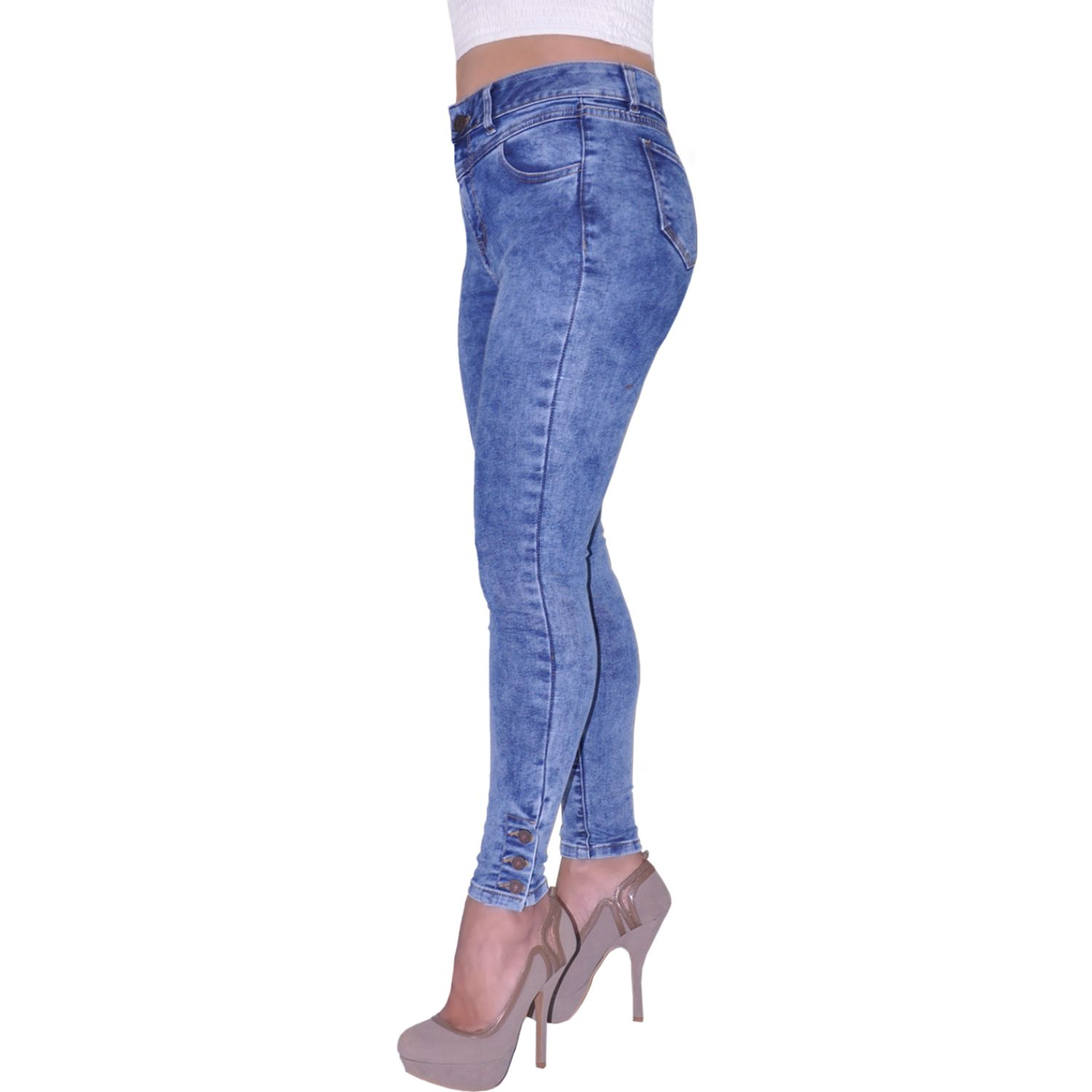 COTTONS JEANS Vera Azul Casual