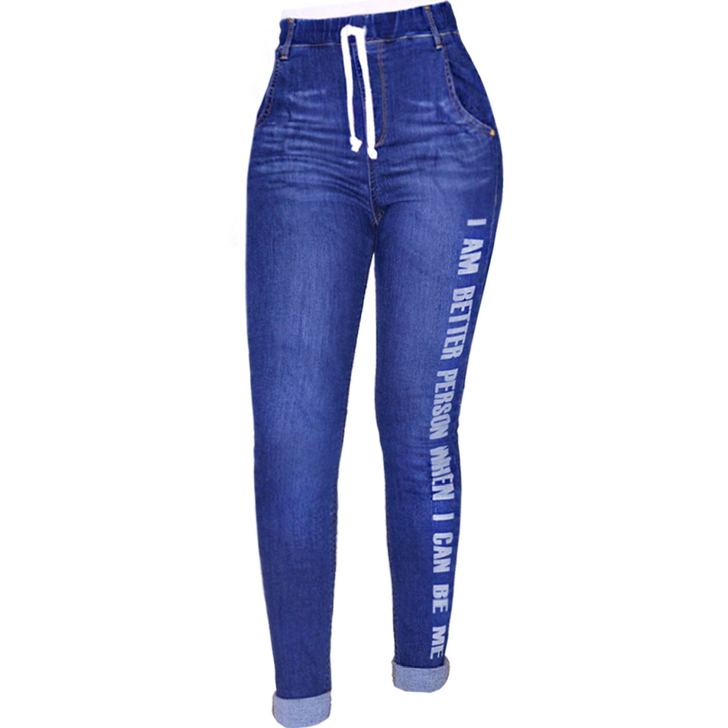COTTONS JEANS Annie Azul Casual