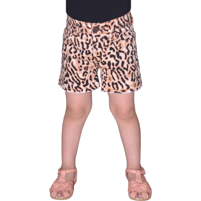 COTTONS JEANS Mavel Marron Shorts