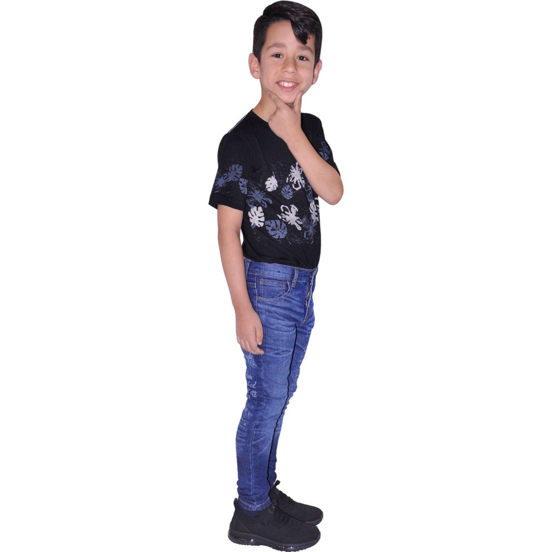 COTTONS JEANS Kaled Azul Pantalones