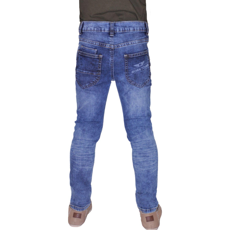 COTTONS JEANS Marius Azul Pantalones