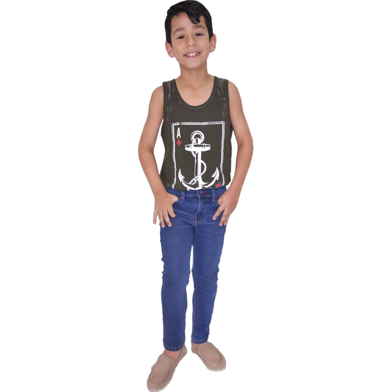 COTTONS JEANS raziel Azul Pantalones