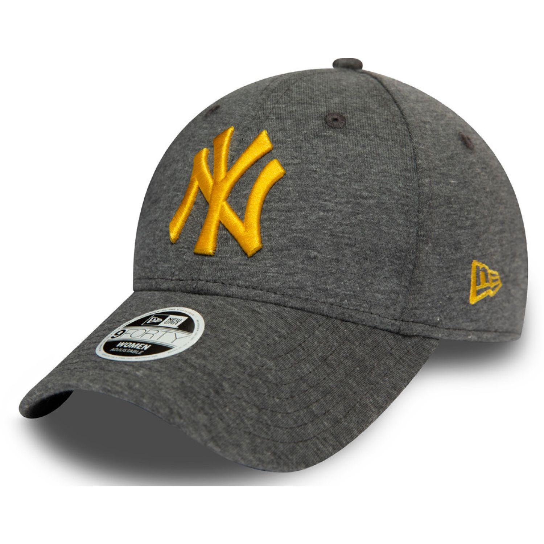 NEW ERA wmns jersey ess 940 neyyan grh Gris / amarillo Gorros de Baseball