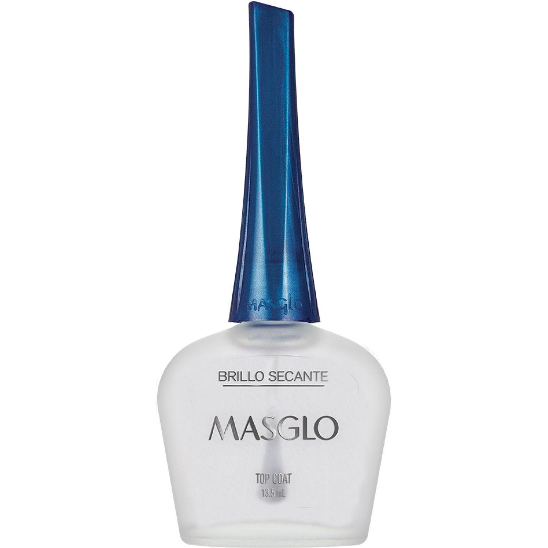 MASGLO BRILLO SECANTE 13,5 ML MASGLO Transparente Esmalte de uñas