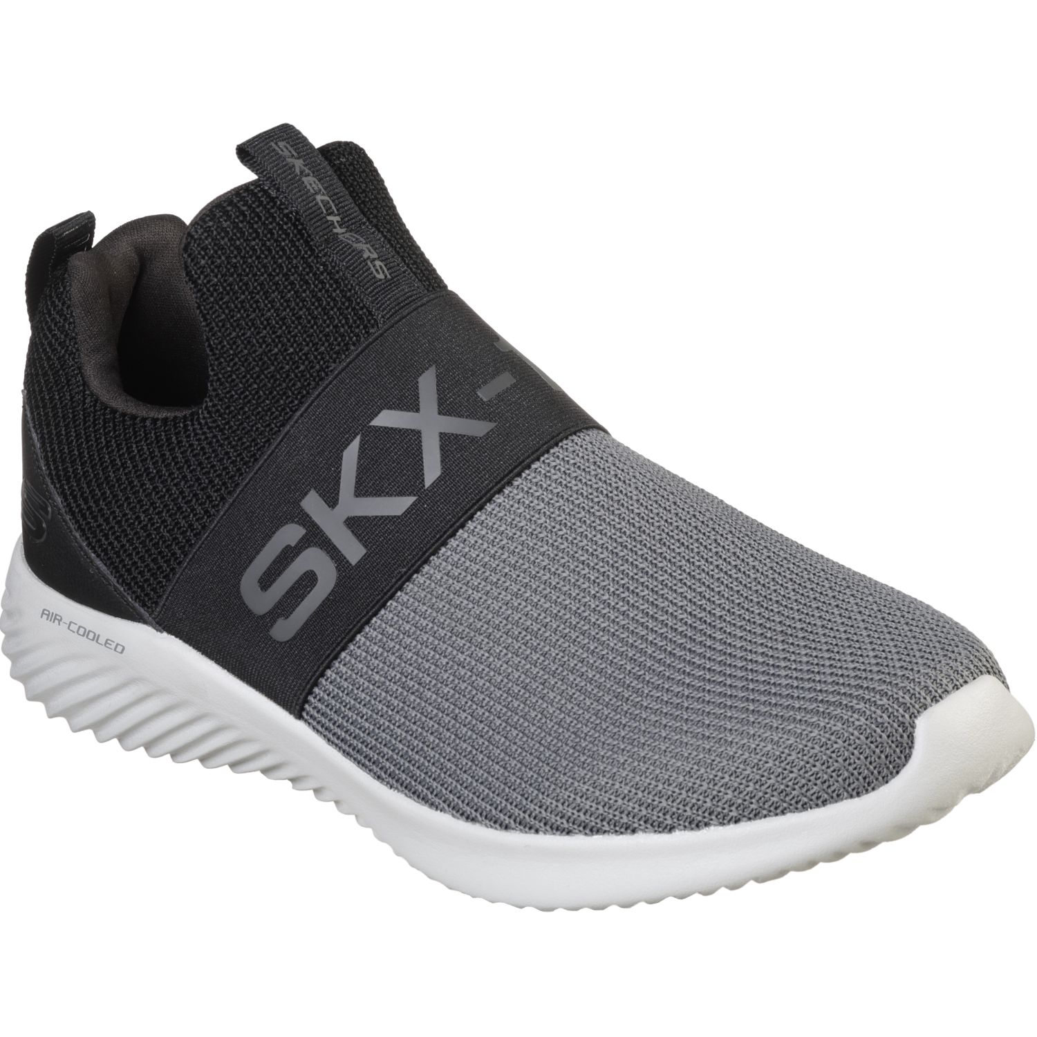 Skechers Bounder Gris / negro Walking