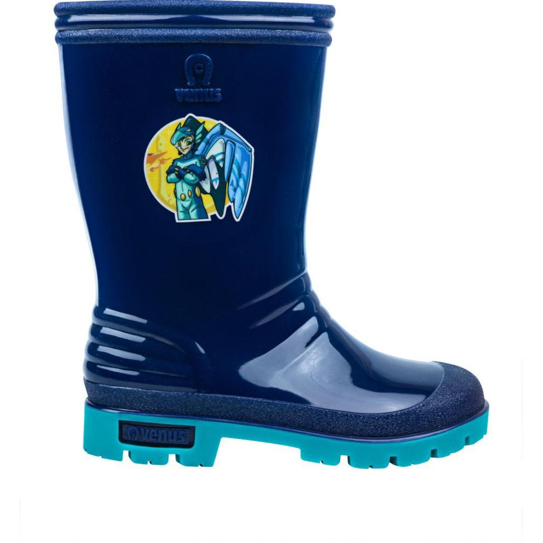 VENUS Stk Fenixscot Az Vr Azul / verde Botas para lluvia