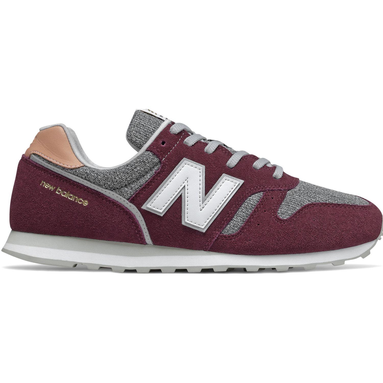 New Balance 373 Guinda Para caminar
