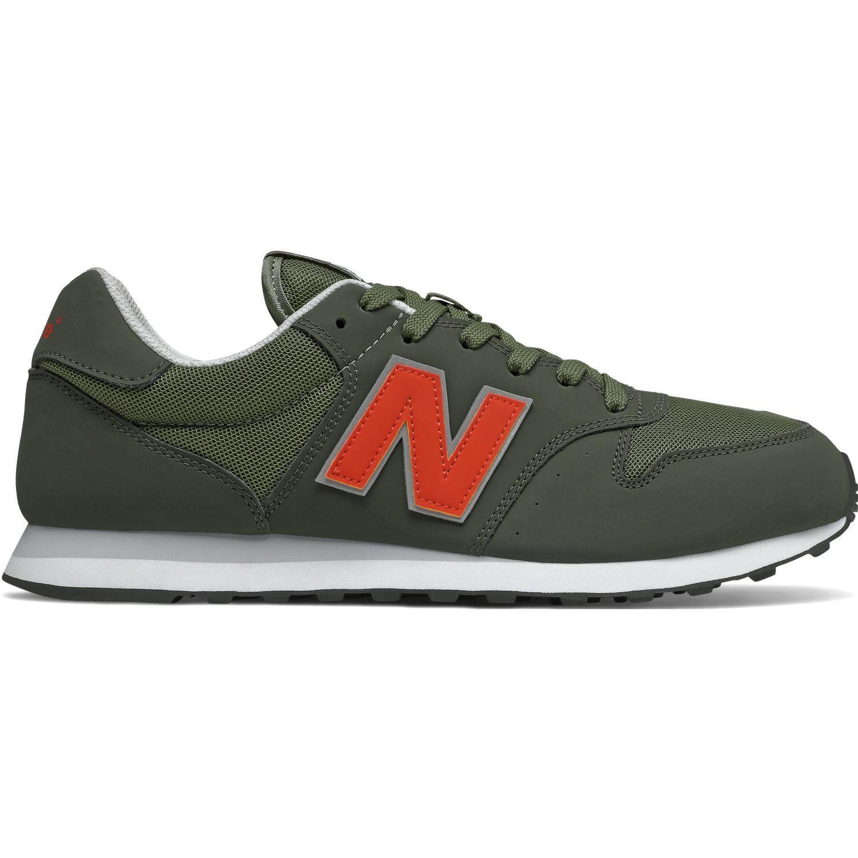 New Balance 500 Verde Walking