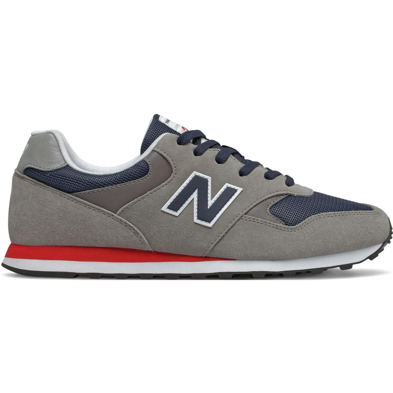New Balance 393 Gris Para caminar