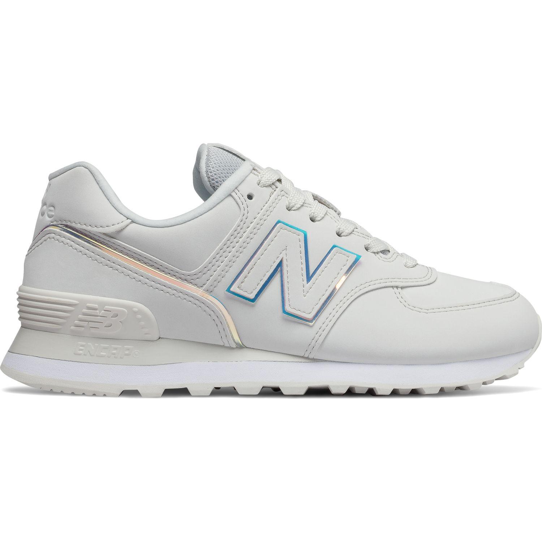 New Balance 574 Blanco Para caminar