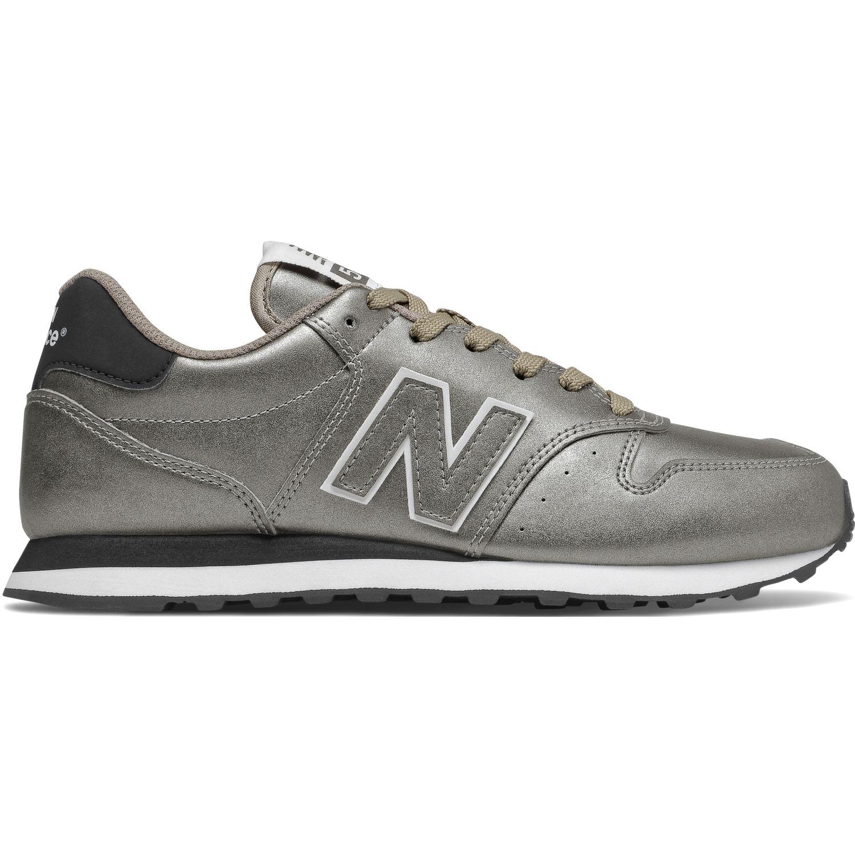 New Balance 500 Gris Para caminar