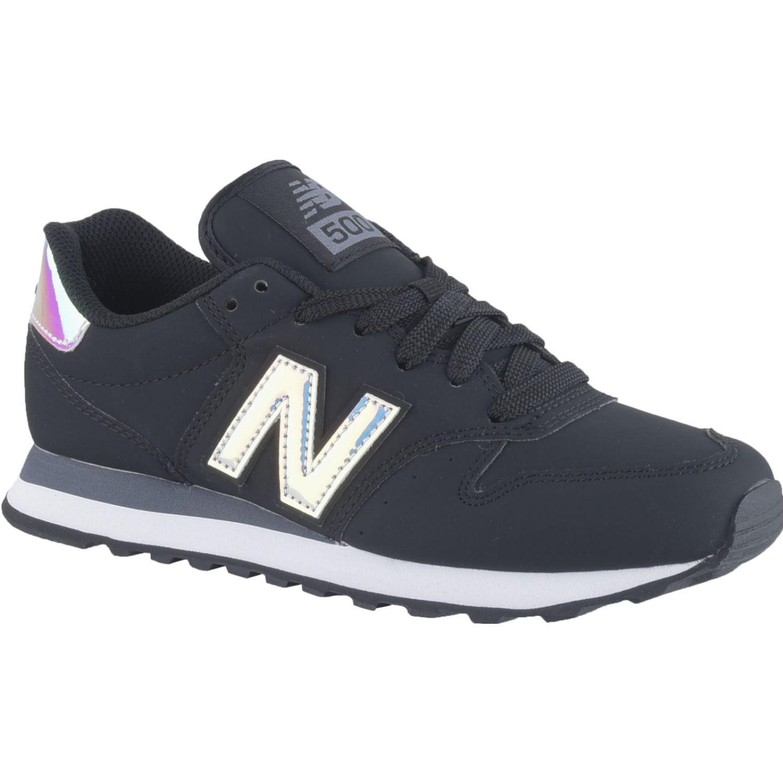 New Balance 500 Negro Para caminar