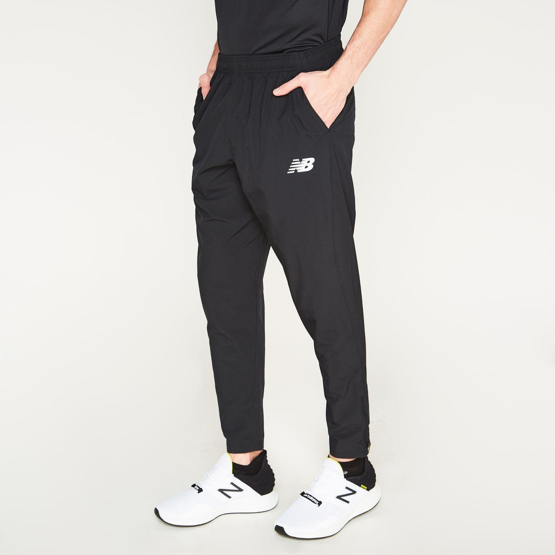 New Balance N.BALANCE BUZO RUNNING NEW BALANCE Negro Pantalones Deportivos