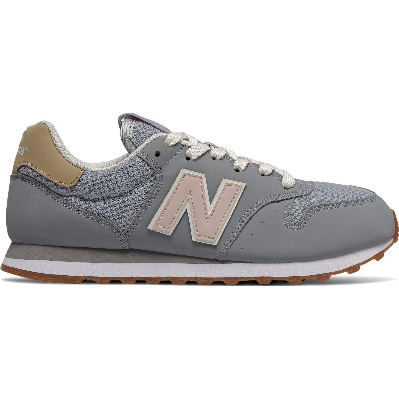 New Balance 500 Gris Walking