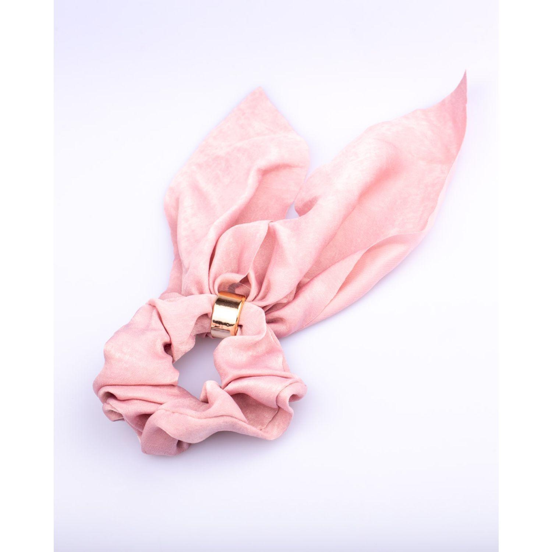 BE SIFRAH Colet Aneli Rosa Ligas para cabello