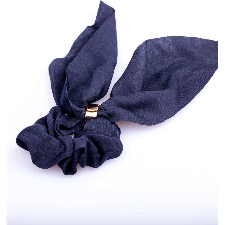 BE SIFRAH Colet Aneli Azul Ligas para Cabello