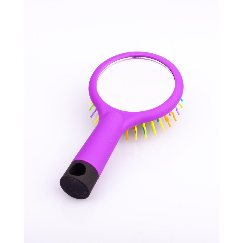 BE SIFRAH Cepillo Miranda Morado Cepillos para cabello