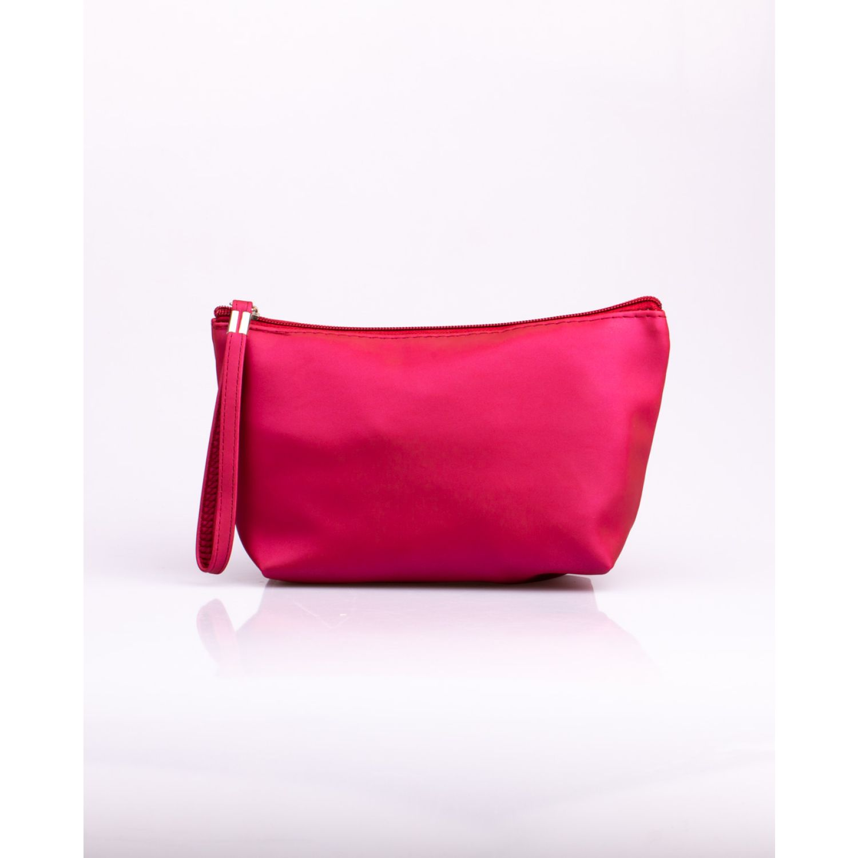 BE SIFRAH Portacosmetico Agatha Rojo Cosmetiqueras
