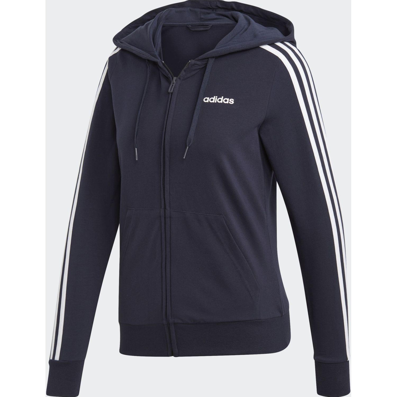Adidas W E 3S FZ HD SJ Navy Casacas de Atletismo
