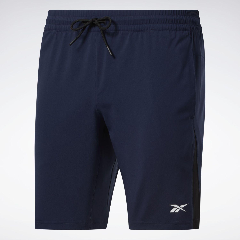 Reebok Wor Woven Short Navy Shorts deportivos