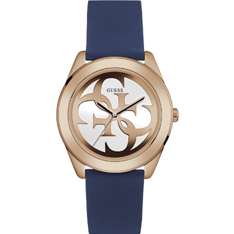 GUESS Reloj Guess W0911l6 Azul Relojes de pulsera